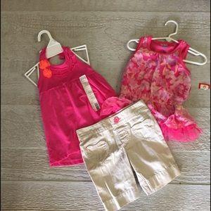 Little girls size 3 clothes lot